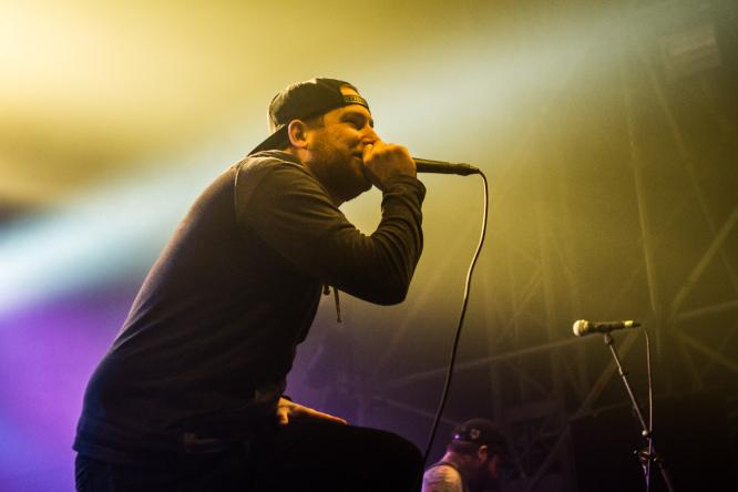 The Ghost Inside - Live @ Groezrock Festival 2015