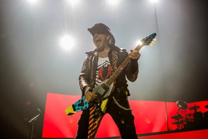 Scorpions - Live @ LANXESS Arena, Köln
