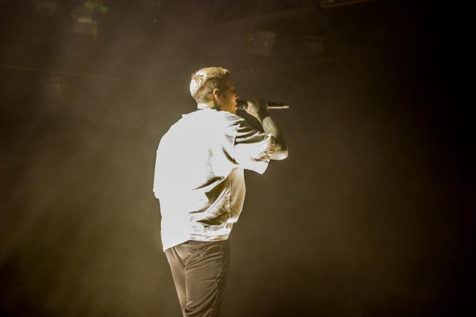 Bring Me The Horizon - Live @ Mitsubishi Electric Halle, Düsseldorf