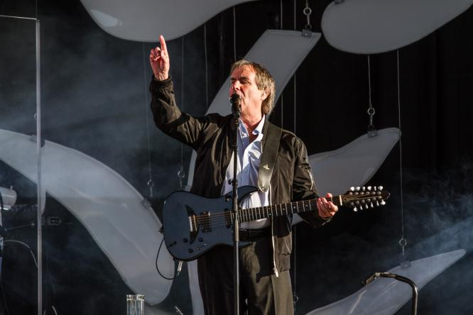 Chris de Burgh - Live @ Open Air am Tanzbrunnen, Köln
