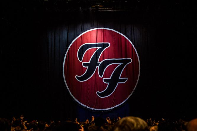 Foo Fighters - Live @ LANXESS Arena, Köln