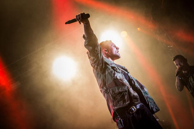 Kontra K - Live @ Southside Festival 2015