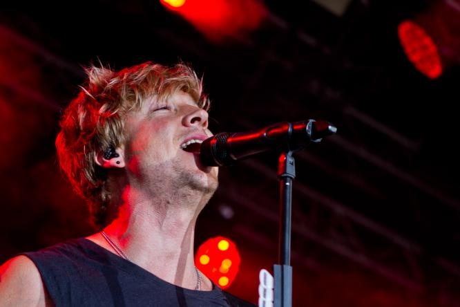 Sunrise Avenue - Live @ Open Air am Tanzbrunnen, Cologne