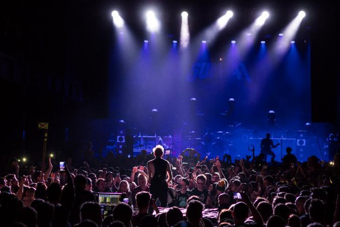 Sum 41 - Live @ Palladium, Cologne