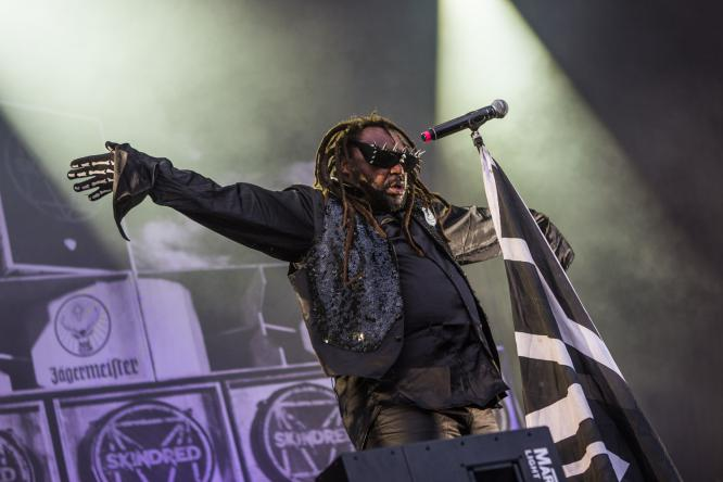 Skindred - Live @ Reload Festival 2017