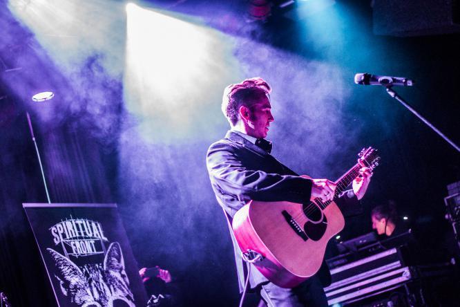 Spiritual Front - Live @ Amphi Festival 2016