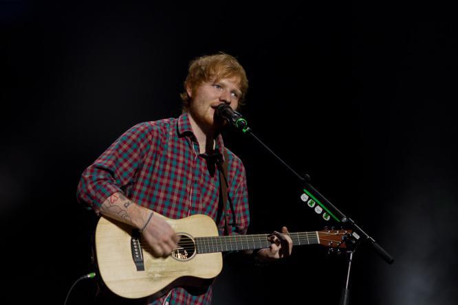 Ed Sheeran - Live @ ISS Dome, Düsseldorf
