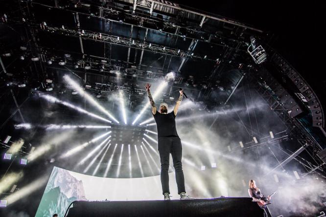 Casper - Live @ Southside Festival 2017
