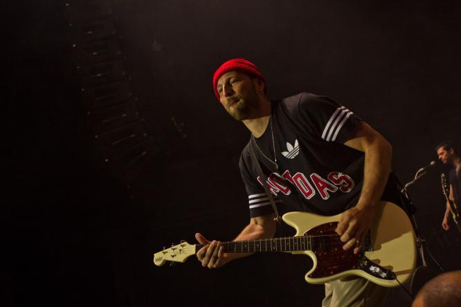 Beatsteaks - Live @ Palladium, Köln