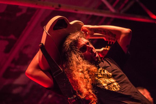 Coheed And Cambria - Live @ Essigfabrik, Cologne