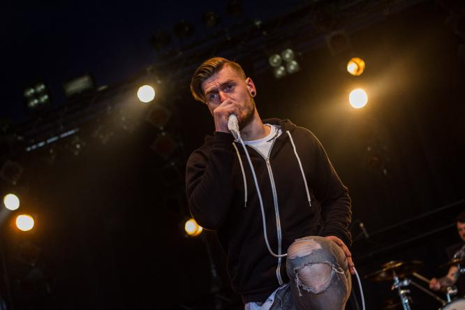 Set Things Right - Live @ Groezrock Festival 2015