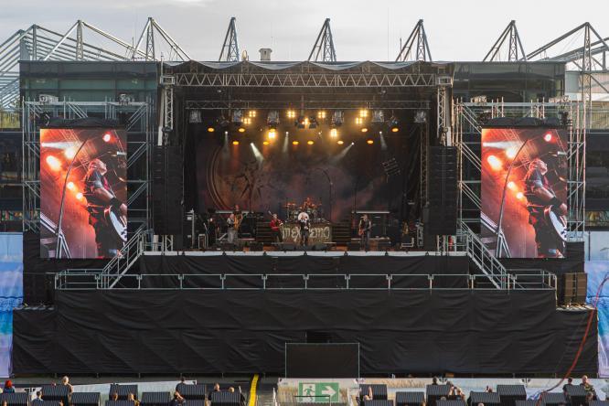 In Extremo - Live @ Sparkassenpark, Mönchengladbach