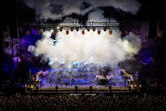 Sabaton - Live @ König-Pilsener-Arena, Oberhausen