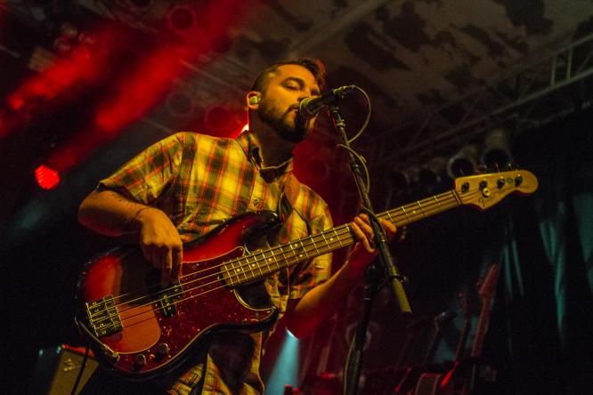 Coheed And Cambria - Live @ Essigfabrik, Köln