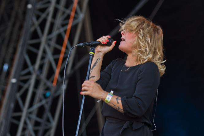 The Sounds - Live @ Southside Festival 2014