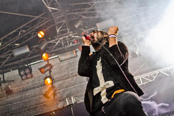 Eskimo Callboy - Live @ Mair1 Open Air Festival 2014