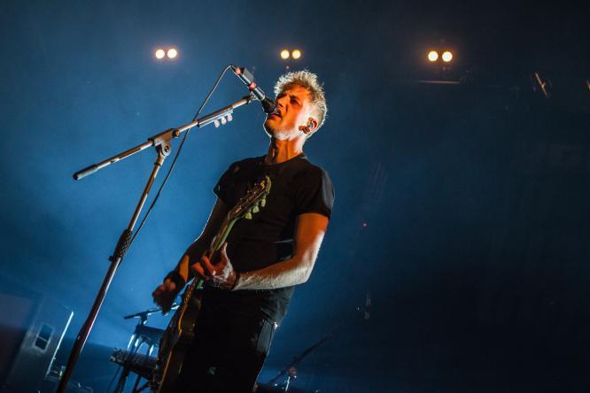 Rogers - Live @ Palladium, Köln