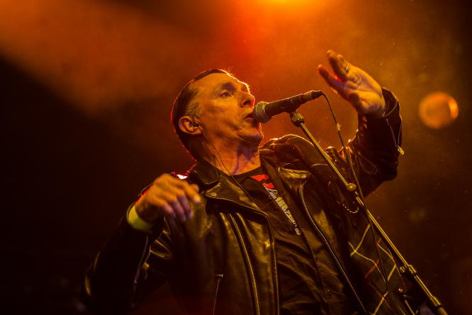 The Real McKenzies - Live @ Groezrock Festival 2015