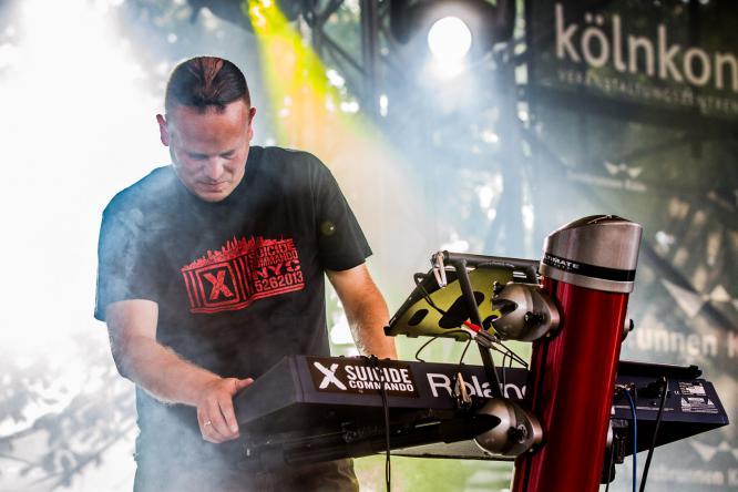 Suicide Commando - Live @ Amphi Festival 2016
