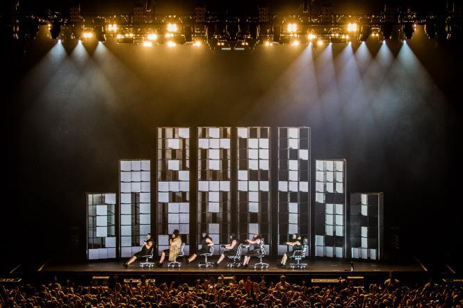 Deichkind - Live @ LANXESS Arena, Köln