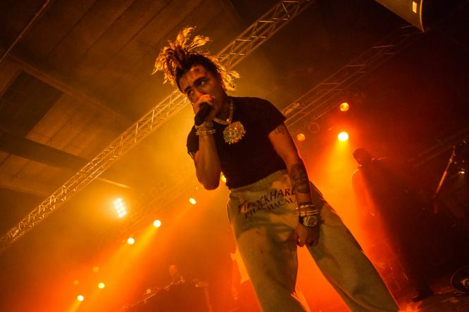 Lil Pump - Live @ Live Music Hall, Cologne