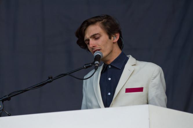 Metronomy - Live @ Southside Festival 2014