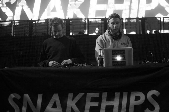 Snakehips - Live @ Palladium, Köln