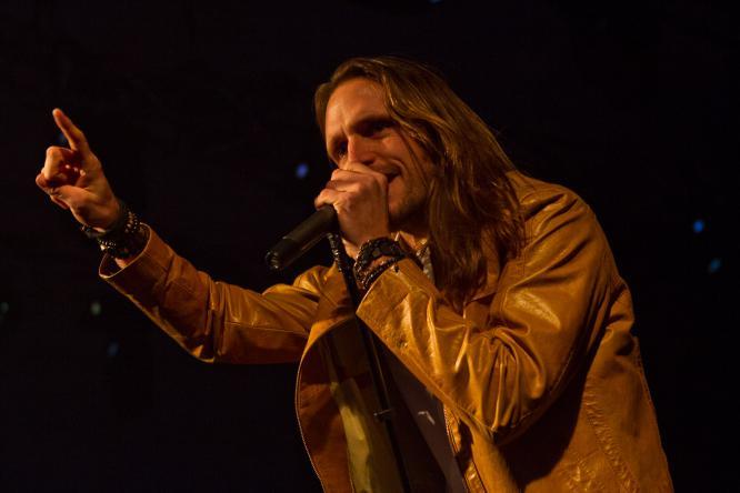 Voodoo Vegas - Live @ Rodahal, Kerkrade