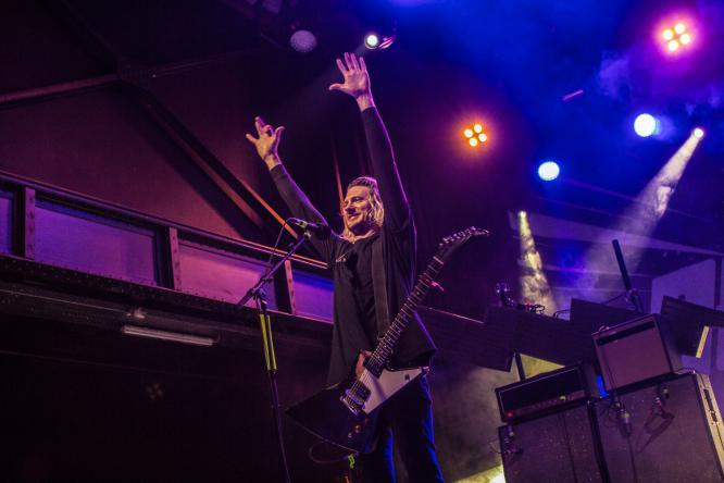 Dinosaur Pile-Up - Live @ Palladium, Köln