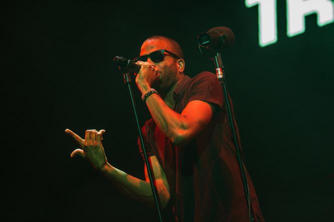 Trombone Shorty & Orleans Avenue - Live @ LANXESS Arena, Köln