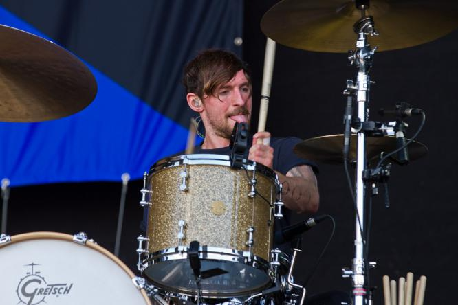 Twin Atlantic - Live @ Southside Festival 2014