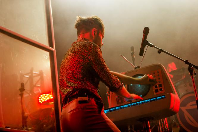 Enter Shikari - Live @ Live Music Hall, Cologne