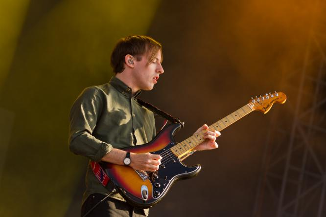 Bombay Bicycle Club - Live @ Southside Festival 2014