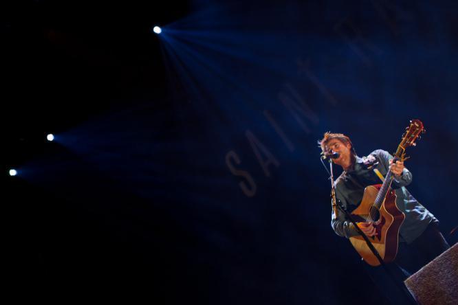 Jamie Lawson - Live @ ISS Dome, Düsseldorf