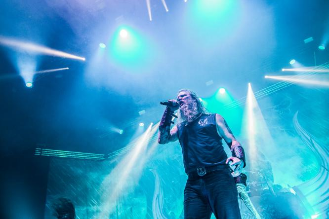 Amon Amarth - Live @ Forest National, Brussels