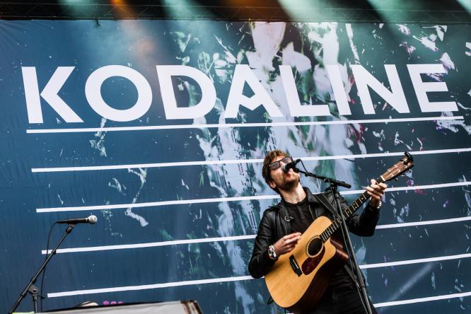 Kodaline - Live @ Southside Festival 2015