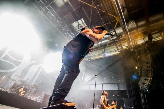 Good Charlotte - Live @ Palladium, Köln
