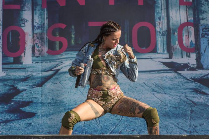 Jennifer Rostock - Live @ Southside Festival 2017