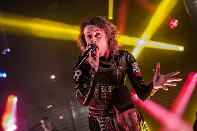 Jennifer Rostock - Live @ Palladium, Köln