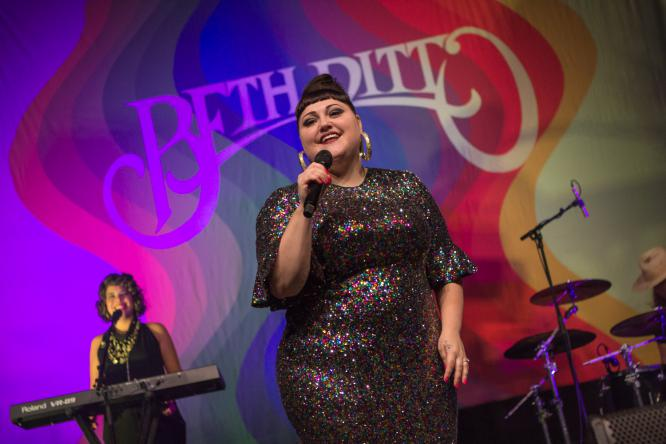 Beth Ditto - Live @ E-Werk, Köln