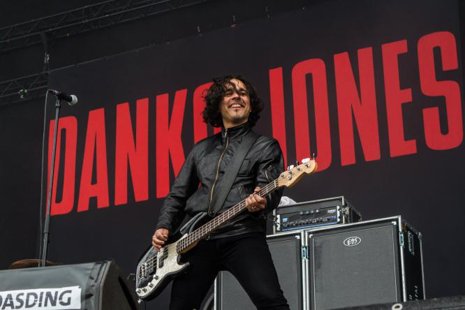 Danko Jones - Live @ Southside Festival 2015