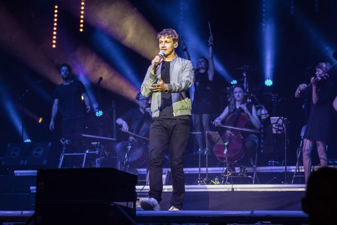 Tim Bendzko - Live @ LANXESS Arena, Cologne