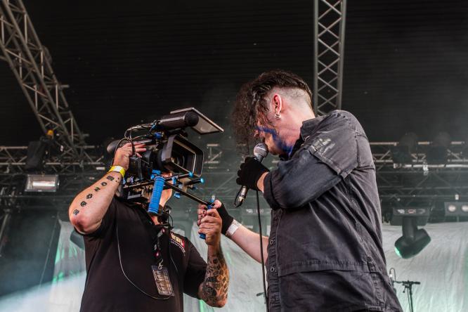 Project Pitchfork - Live @ Amphi Festival 2016