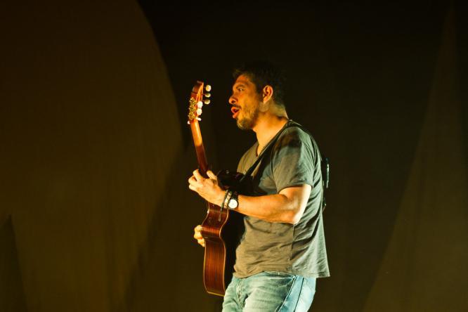 Rodrigo Y Gabriela - Live @ Southside Festival 2014
