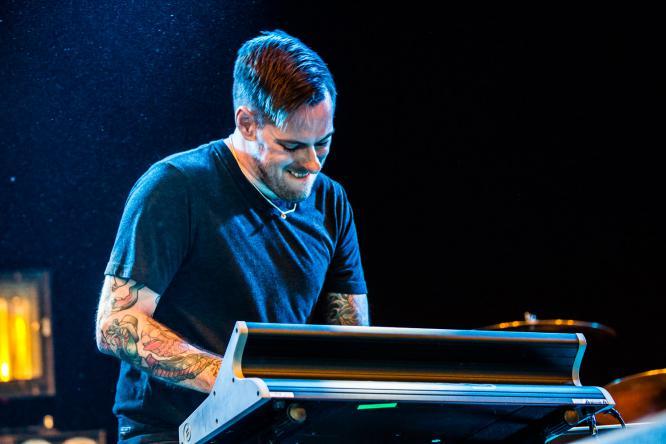 Motion City Soundtrack - Live @ Groezrock Festival 2015