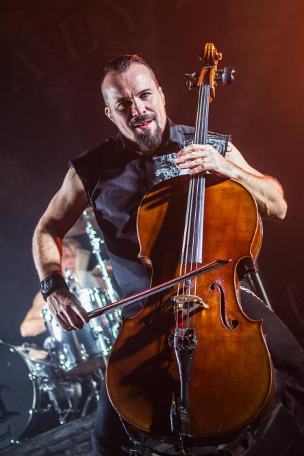 Apocalyptica - Live @ E-Werk, Cologne