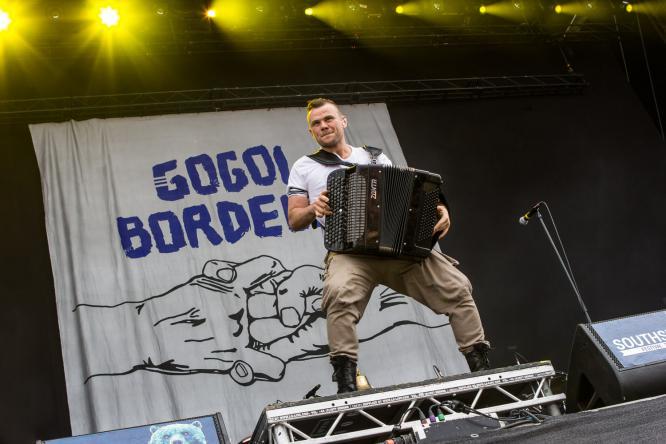 Gogol Bordello - Live @ Southside Festival 2017