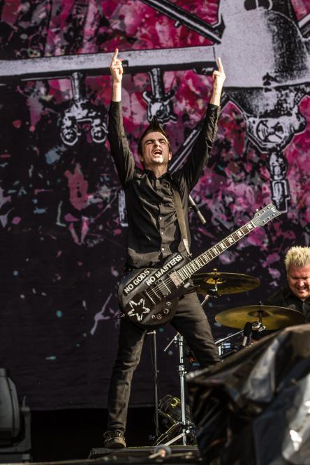 Anti-Flag - Live @ Southside Festival 2016