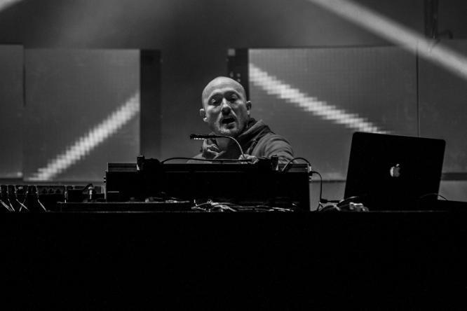 Paul Kalkbrenner - Live @ Southside Festival 2015