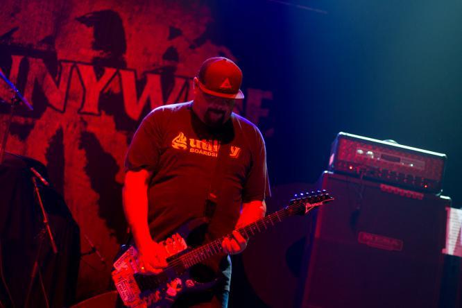 Pennywise - Live @ Mitsubishi Electric Halle, Düsseldorf